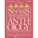 Singers Musical Theatre Anthology - Baritone/Bass Volume 3