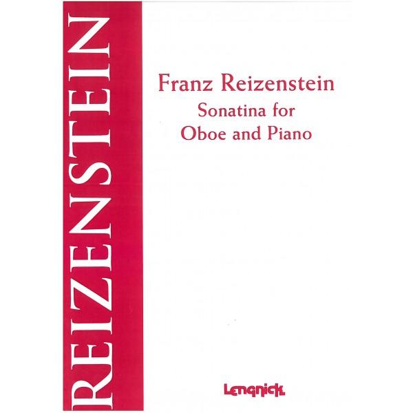 Reizenstein, Franz - Sonatina for Oboe