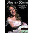 Sing The Classics - Book/CD