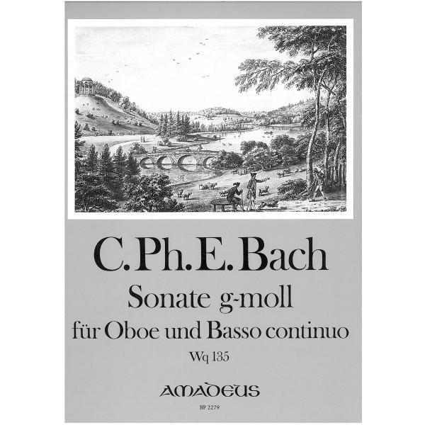 Bach, C.P.E. - Sonata in G minor