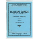 Italian Songs of the 17th & 18th Centuries Vol.2 Medium