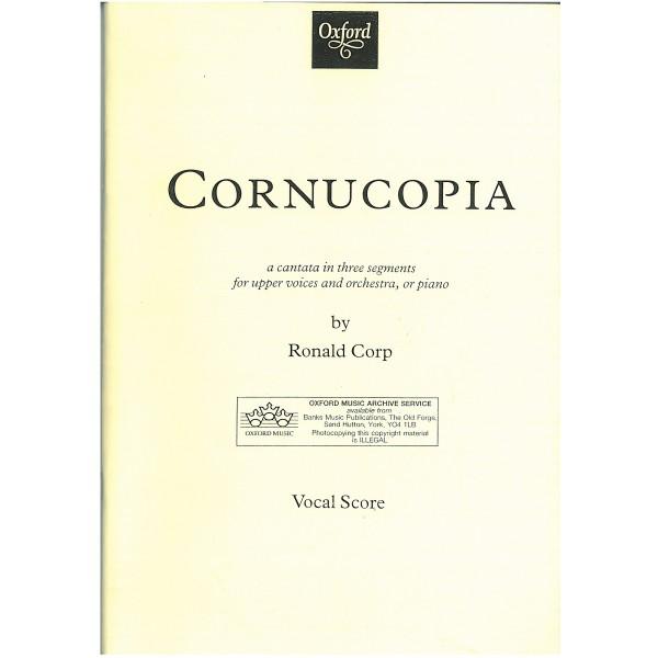 Corp, Ronald - Cornucopia