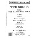 """Cope, Cecil - Two Songs from \""""The Wandering Moon\"""""""