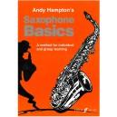 Hampton, Andy - Saxophone Basics (Pupils book)
