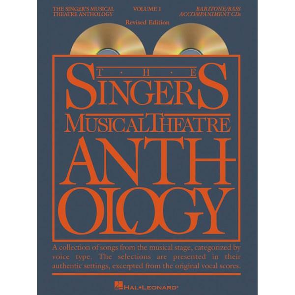 Singer's Musical Theatre Anthology Bar/Bass 1
