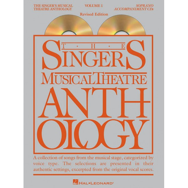 Singers Musical Theatre Anthology Soprano 1
