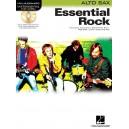 Instrumental Play-Along: Essential Rock (Alto Saxophone)