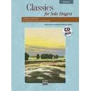 Classics for Solo Singers - Medium High