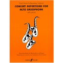 Harris, Paul & Calland, Beverley - Concert Repertoire for Alto Saxophone