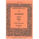 Ball, Christopher - A Summer Day