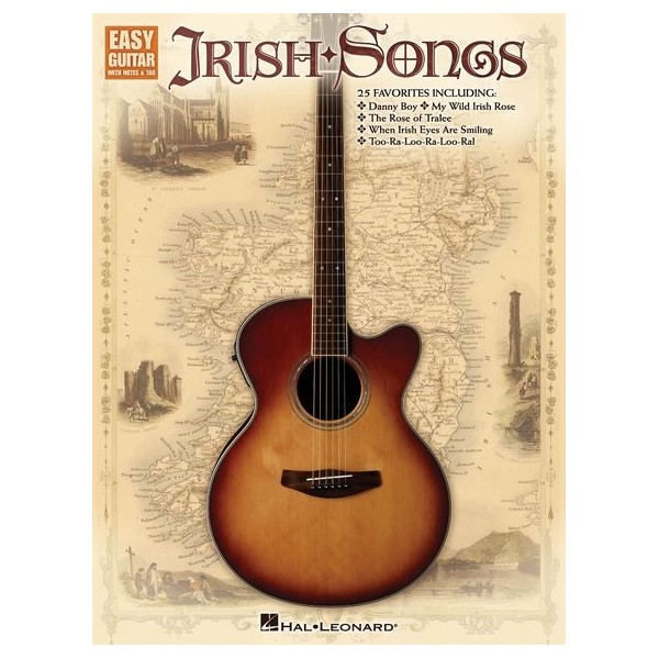 Irish Songs - Easy Guitar