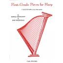 First Grade Pieces for Harp (Grandjany & Weidensaul)