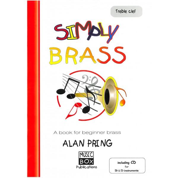Simply Brass (Treble Clef)