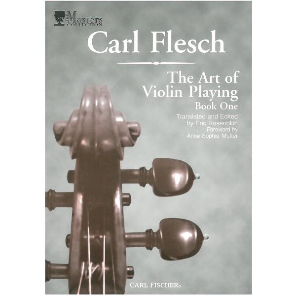 Flesch, Carl - The Art of Violin Playing Book 1