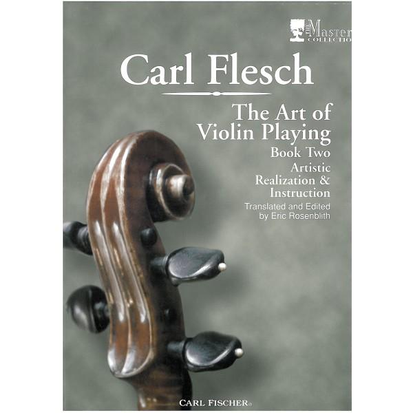 Flesch, Carl - The Art of Violin Playing Book 2.