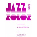 Niehaus, Lennie - Jazz Solos Volume 2