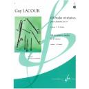 Lacour, Guy - 60 Recreative Etudes Volume 1