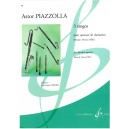 Piazzolla, Astor - 3 Tangos for 4 Clarinets
