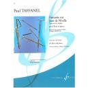 Taffanel, Paul - Fantaisie sur Jean de Nivelle