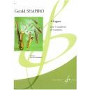 Shapiro, Gerald - 4 Fugues pour trois saxophones