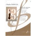 Dancla, Charles - Solo No. 4 in Eb major, op 141. No. 6