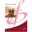 Muller, Richard - 5 Pieces for Vibraphone