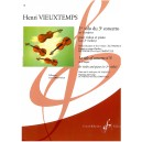 Vieuxtemps, Henri - 1st solo of Concerto no. 3 in A major