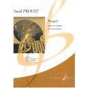 Proust, Pascal - Pimperl pour cor et piano.