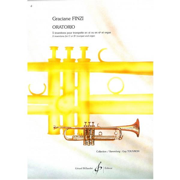 Finzi, Graciane - Oratorio