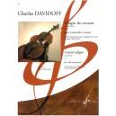 Davidoff Allegro de concert en la mineur Opus 11 pour Violoncelle et Piano