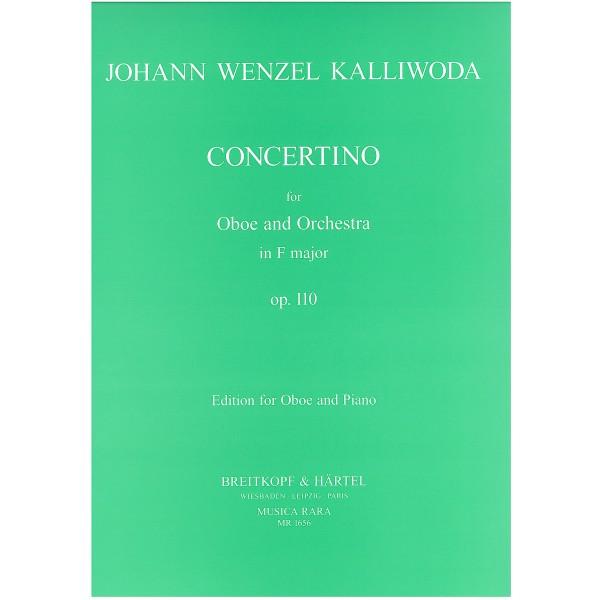 Kalliwoda, Johann Wenzel - Concertino in F major, op 110