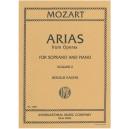 Mozart, W A - Soprano Arias from Operas Vol 2