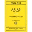 Mozart, W A - Soprano Arias from Operas Vol 3