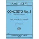 Saint-Saens, Camille - Concerto No. 3 in B minor, op 61