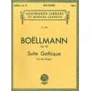 Leon Boellmann: Suite Gothique Op.25 - Boellmann, Leon (Artist)