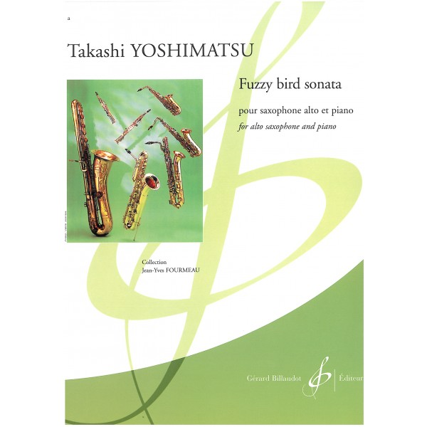 Yoshimatsu, Takashi - Fuzzy Bird Sonata