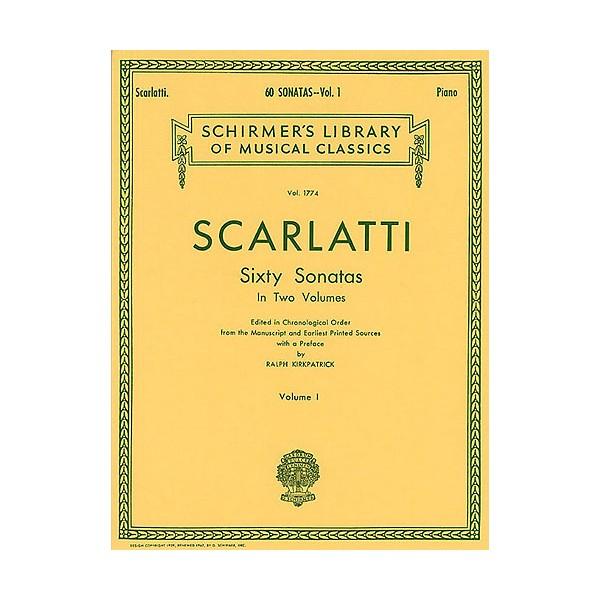 Domenico Scarlatti: Sixty Sonatas Volume One - Scarlatti, Domenico (Composer)