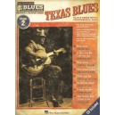 Blues Play-Along Volume 2: Texas Blues