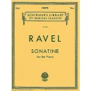 Maurice Ravel: Sonatine For Piano - Ravel, Maurice (Artist)
