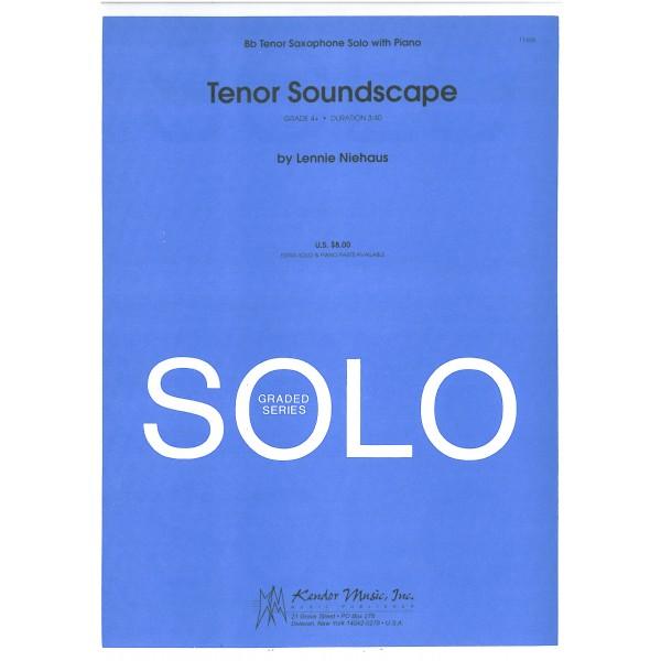 Niehaus, Lennie - Tenor Soundscape