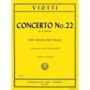 Viotti - Concerto No. 22