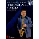 Performance Studies for Saxophone