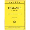 Dvorak, Antonin - Romance in F minor, op 11
