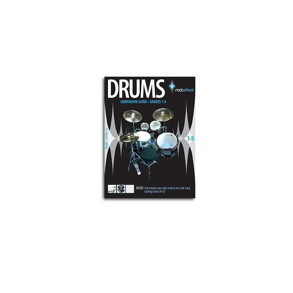 Rockschool Companion Guide Drums