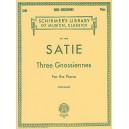 Erik Satie: Three Gnossiennes For The Piano - Satie, Erik (Artist)