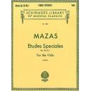 Jacques F. Mazas: Etudes Speciales Op.36 Book 1 (Viola) - Mazas, Jacques Fereol (Artist)