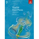 ABRSM Selected Violin Exam Pieces