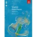 ABRSM Selected Violin Exam Pieces