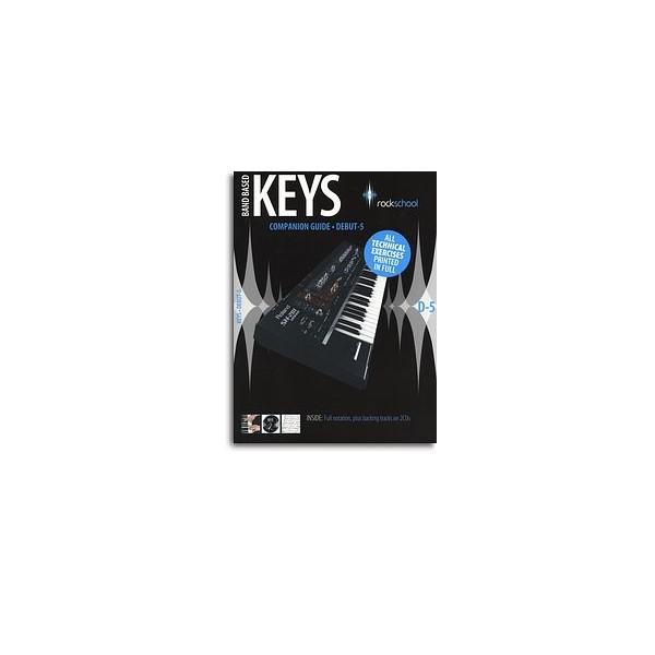 Rockschool Companion Guide Band Based Keys
