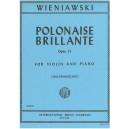 Wieniawski Polonaise Brillante Op. 21